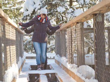 Zimný pobyt v Jezersku